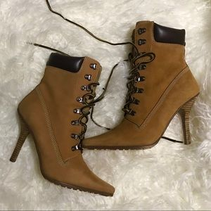 Shoes - Sexy heeled boots